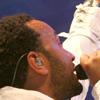 Foto John Legend te Rock Werchter 2007
