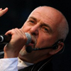 Foto Peter Gabriel op Rock Werchter 2007