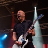 Foto Danko Jones op Nirwana Tuinfeest 2016