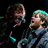 Foto Arcade Fire op Lowlands 2007