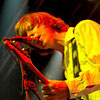 Foto Sonic Youth op Lowlands 2007