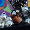 Foto Felix da housecat op Mystery Land 2007