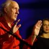 Foto Herman van Veen te Herman van Veen Kerstconcert - 18/12 - Grote Kerk Den Haag
