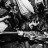 Foto JC Thomaz op Thee Oh Sees Maassilo
