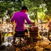 Foto 45ACIDBABIES op Valkhof Festival 2017