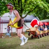 Foto  op Zomerparkfeest 2017 - Zondag