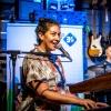 Foto Amber Gomaa te Popronde Nijmegen 2017