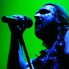 Foto Turbonegro op Marilyn Manson Brabanthallen