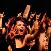 Foto  op Marilyn Manson Brabanthallen