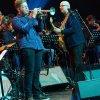 Foto Nationaal Jeugd Orkest op Goois Jazz Festival 2018