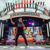 Foto Gerard Joling op 538 Koningsdag 2018