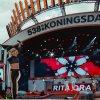 Foto Rita Ora op 538 Koningsdag 2018
