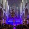 Foto Devin Townsend te Devin Townsend - 11/04 - Bavo kerk Haarlem