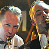 Foto Ray Collins' Hot Club op Moulin Blues 2008