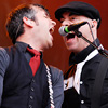 Foto Flogging Molly te Pinkpop 2008