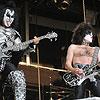 Foto Kiss te Arrow Rock Festival 2008
