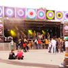 Foto  op Artquake 2008