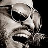 Lenny Kravitz foto Rockin' Park 2008