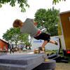 Foto  op Roskilde 2008