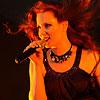 Foto Epica op Pukkelpop 2008