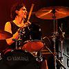 Foto The Dresden Dolls op Pukkelpop 2008