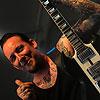 Foto Volbeat op Pukkelpop 2008
