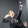 Foto The Hives op Lowlands 2008