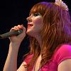 Foto Kate Nash op deBeschaving 2008