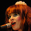 Foto Kate Nash op deBeschaving 2008