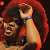 Foto The BellRays op Speedfest 2008