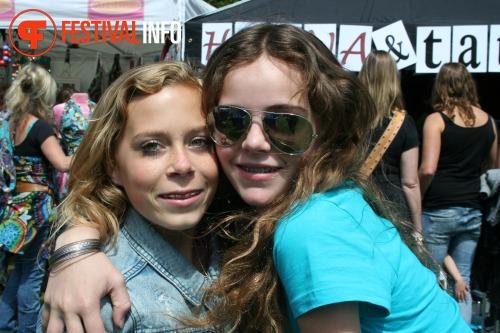Sfeerfoto Beeckestijn Pop 2010 - zaterdag 12 juni
