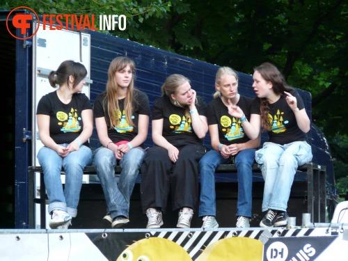 Sfeerfoto Wantijpop 2010 - zaterdag 12 juni