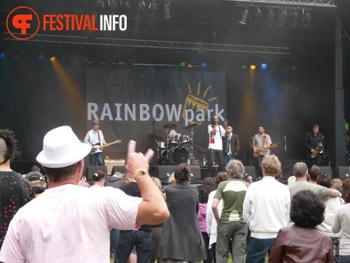 Sfeerfoto Rainbowpark 2010 - zondag 13 juni