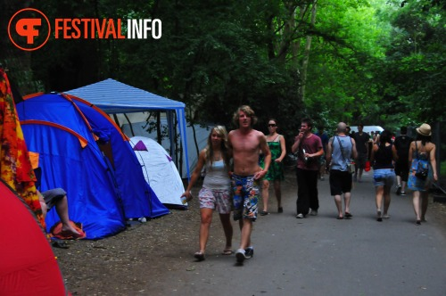 Sfeerfoto Summerjam 2010 - vrijdag 2 juli