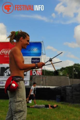 Sfeerfoto Dour Festival - zaterdag 17 juli 2010