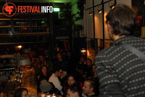 Sfeerfoto Popronde Leiden - donderdag 11 november 2010