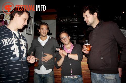 Sfeerfoto State-X/New Forms - vrijdag 10 december 2010