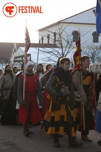 Sfeerfoto Archeon Midwinter Fair - zondag 12 december 2010