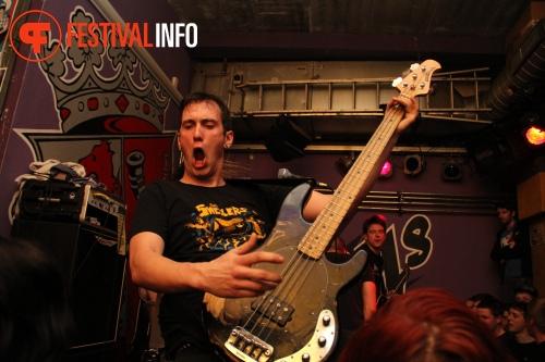 Sfeerfoto A Wilhelm Scream - 27/2 - Aloys