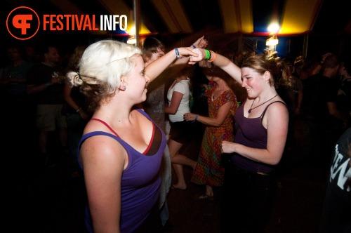 Sfeerfoto Folkwoods 2009 - zaterdag 15 augustus