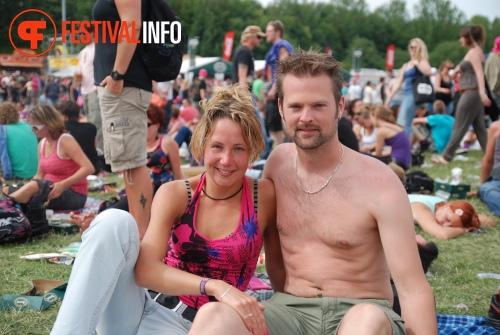 Sfeerfoto Pinkpop - zondag 12 juni 2011