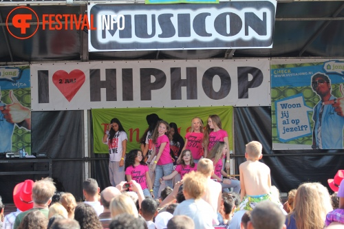 Sfeerfoto Parkpop - zondag 26 juni 2011