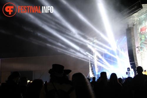 Sfeerfoto M'era Luna Festival - zaterdag 13 augustus 2011
