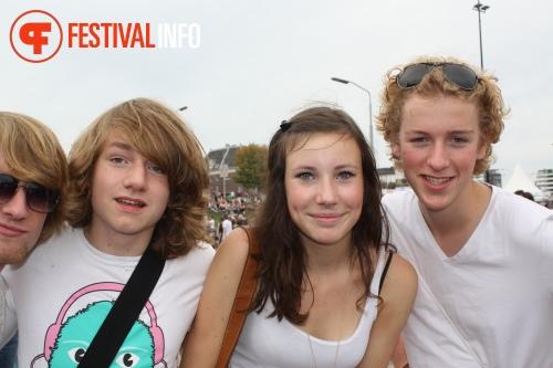 Sfeerfoto Appelpop - zaterdag 10 september 2011