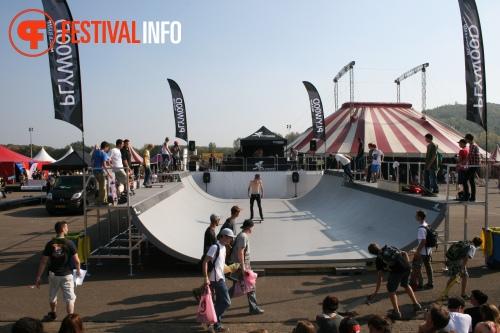 Sfeerfoto Breakfest Festival - zondag 2 oktober 2011