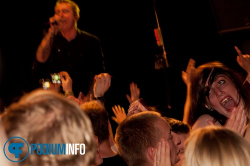 Sfeerfoto Yellowcard - 3/12 - Melkweg