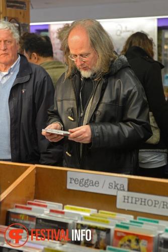 Sfeerfoto Record Store Day 2012