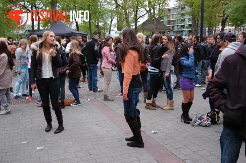 Sfeerfoto Bevrijdingsfestival Emmen