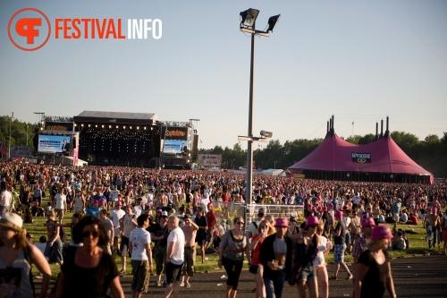 Sfeerfoto Pinkpop 2012 dag 1