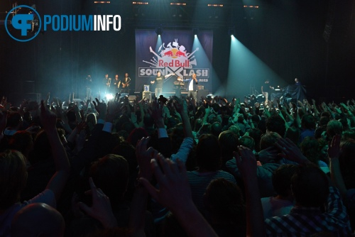 Sfeerfoto Redbull Soundclash 2012